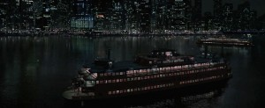 Dark Knight Ferry Scene